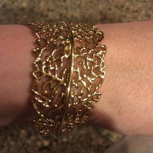 Stella & Dot cuff bracelet